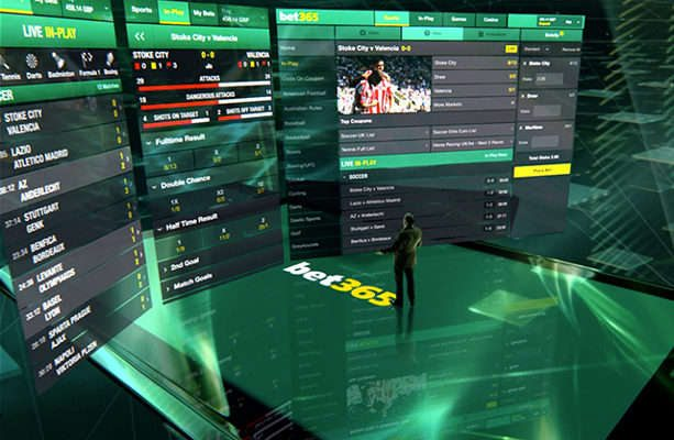 Bet365 In-Play